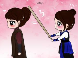 Gu Family Book anime